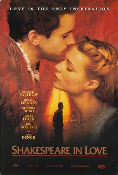 Script for Shakespeare in Love