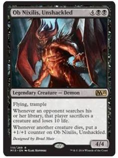 For my black/red deck