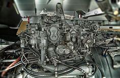 Harrier Jump Jet Engine Detail by Daniel2005 [2445 x 1604]