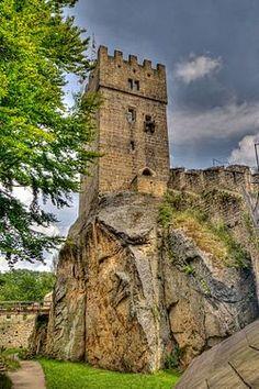 Gotický hrad Helfenburk - Severní Čechy, Gothic castle Helfenburk - North Bohemia, Czech Republic