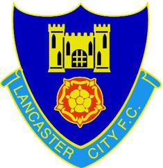 Lancaster City of England crest.,