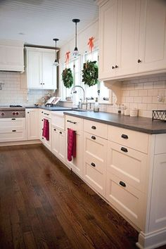 Ideas For Painted Kitchen Cabinets - CHECK THE PIC for Lots of Kitchen Ideas. 78459974 #kitchencabinets #kitchenisland