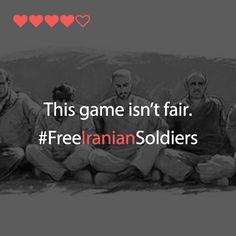 #FreeIranianSoldiers pic.twitter.com/2KQJeXJnAz