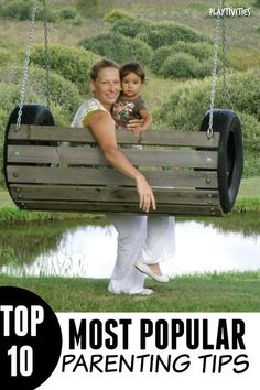 building Porch Swing set Plans for kids, Outdoor Furniture Plans and Projects(Like the tire swing.) 10 Most Popular Parenting TipsParenting doesn& have to be extremely hard. Learn some parenting tips in this roundup of 10 most popular parenting posts