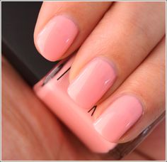 NARS Trouville Nail Lacquer  Gosh this is such the perfect color. I have to find this in China Glaze..