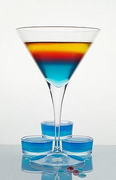Rainbow Kocktail