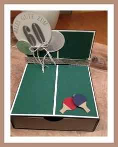 Individuelle Verpackungen und Karten selbst gemacht - Kreativ mit Papier und Stempel