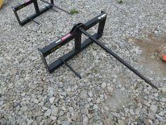 Quick Connect Hay Spear - $325 (Port Jervis) Port Jervis, Tractor, Garden Tools, Connect, York, Tractors, Outdoor Power Equipment