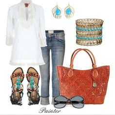 Like earrings and bracelet  ... Check out