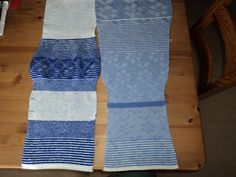 Double Bed Jaquard samples