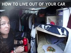How to live a routine life from out of your car.  Live simply, have more freedom, and save money doing it!