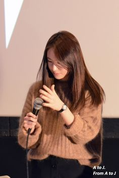 150317 f(Krystal) = W Korea Short Movie Project 'Woman, Man' Event [6] | 20P | f(♥)