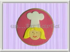 Cookie cocinera
