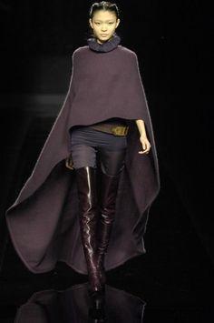 "star-wars-fashion: "" Outfit for Yuthura Ban Sybilla Fall/Winter 2007 "" Modern Witch Fashion, Look Fashion, Korean Fashion, Winter Fashion, Fashion Outfits, Womens Fashion, Fashion Design, 2000s Fashion, Retro Fashion"