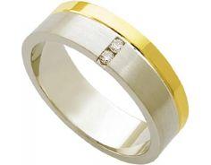 Aliança em ouro 18k. Em até 12x de R$ 136,03.  www.duealiancas.com.br