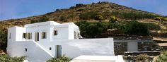 Year: 2011 Location: Island of Tinos, Greece Client: Private Project status: Completed Surface:  Main house 56 sq.m, Basement 10 sq.m Guesthouse: 12 sq.m  Architects: E.Daskalakis K.Daskalakis  Design team:  A.Koutsandrea K.Mastoraki S.