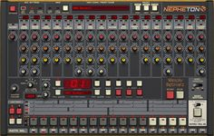 The D16 Group's NEPHETON ~ The Software Emulation Of The TR-808 / COWABUNGA!!! LOL!!!