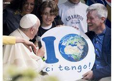 Asumir los conflictos para resolverlos, el Papa a los jóvenes - Radio Vaticano