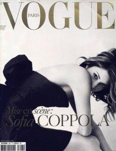 Sofia Coppola for Vogue Magazine France, December 2004