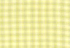 Baumwollstoff, Oeko-Tex Standard 100, gelbe Vichy-Karos, Hersteller: Westfalenstoffe