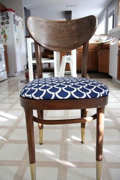 Scalloped Kitchen Chairs « Love & Renovations