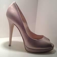 Risultati immagini per scarpe sposa rosa cipria
