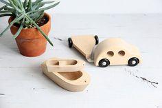 vintage wooden toys  creative playthings by barleyandrye on Etsy,