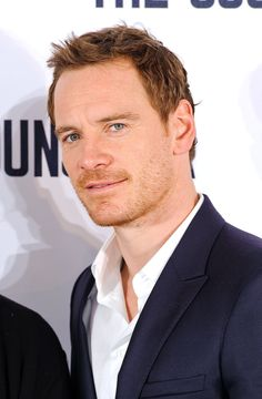Michael Fassbender | The Counselor photocall, Oct. 2013.