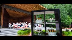 Make your next event an unforgettable one by hosting it at one of Wolf Trap's many unique venues, including the facilities at the Center for Education, the Barns at Wolf Trap, and the tented outdoor decks at Wolf Trap National Park.
