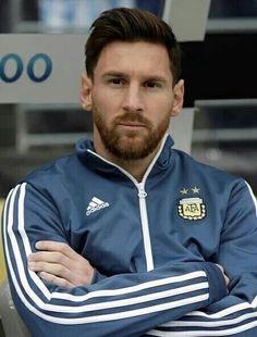 La barba de Messi es la cabala de la selección argentina en la #CA2016 y es furor en las redes sociales.