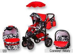 Wózki dziecięce 3w1 Dla Dziewczynki - Lekki Atest (7380742102) - Allegro.pl - Więcej niż aukcje.