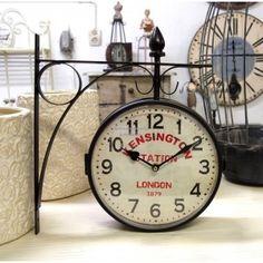 Zegar Dworcowy London to najlepszy dowód na to, że zegary dworcowe nie muszą być nudne!