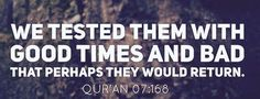 Return to Allah Quran Sayings, Quran Quotes, Islamic Quotes, Qoutes, Islam Women, Noble Quran, Islam Religion, Allah Islam, Torah