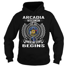 Arcadia, Wisconsin Its Where My Story Begins