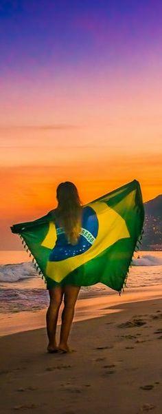 The Girl From Ipanema. Rio de Janeiro, BRAZIL