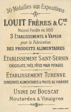 french ephemera