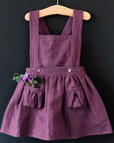 Items similar to Ayla Toddler Pinafore Dress - Vintage Girls Dress- on Etsy Ayla Toddler Skirt by blytheandreese on Etsy Record of Knitting String spinning, weaving and sewing careers such as BC. Toddler Skirt, Toddler Outfits, Baby Outfits, Kids Outfits, Toddler Girls, Toddler Girl Dresses, Toddler Clothes Diy, Toddler Dress Patterns, Baby Girls