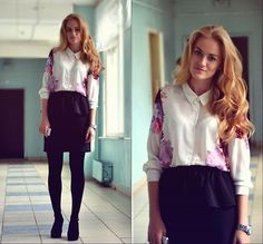 H Shirt, New Look Shoes