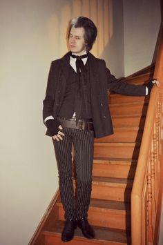INSOMNIA: Halloween 2014 - Sweeney Todd