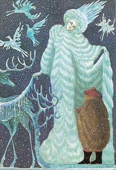 Errol Le Cain - The Snow Queen (1)