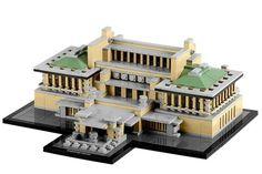 Coleção especial recria monumentos arquitetônicos em Lego