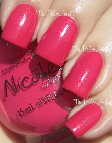 Nicole by OPI Modern Family Collection; A Like-Haley Story