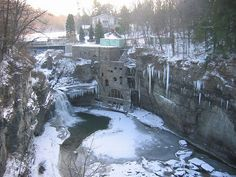 Cornell University | The Most Winter Wonderful College Campuses