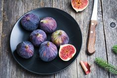 Fresh figs by The baking man on @creativemarket