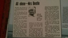 Interview with Cynthia Lennon in Daily Mail from17th february 1964