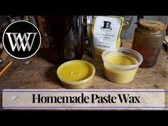 Paste Wax: 4 Steps (with Pictures)