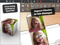 Storytelling Fun With Foldify for iPad