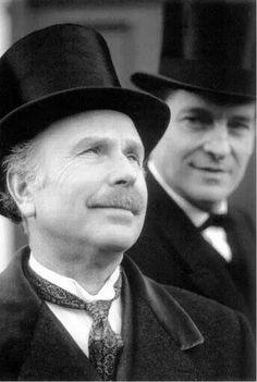 Watson and Sherlock holmes