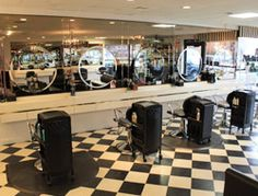 Wedding day hair and makeup - Cosmetique Salon in Hyannis, MA