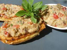 Pesto, Baked Potato, Quiche, Ham, Potatoes, Baking, Breakfast, Ethnic Recipes, Morning Coffee